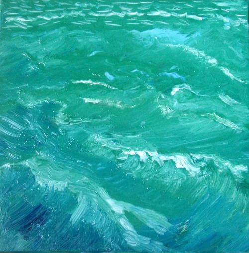Grand frais: mer verte   La couleur nécessaire