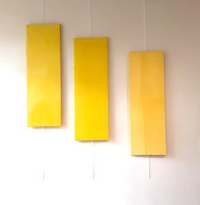 3 jaunes
