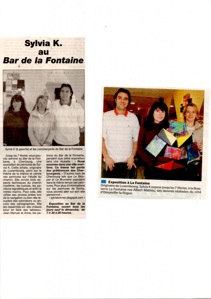 Sylvia Giafferri Cherbourg